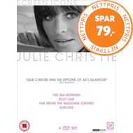 Produktbilde for The Julie Christie Collection (UK-import) (DVD)