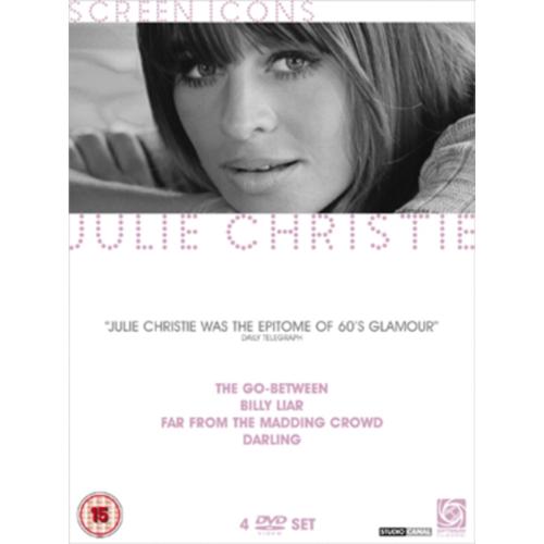 The Julie Christie Collection (UK-import) (DVD)