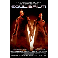 Produktbilde for Equilibrium (UK-import) (DVD)