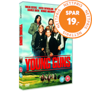 Produktbilde for Young Guns (UK-import) (DVD)