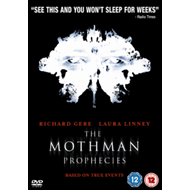 Produktbilde for The Mothman Prophecies (UK-import) (DVD)