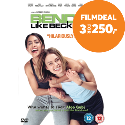 Bend It Like Beckham (2002) / Skru'n Som Beckham (UK-import) (DVD)