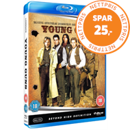 Produktbilde for Young Guns (UK-import) (BLU-RAY)