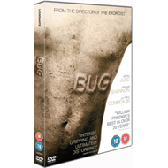 Produktbilde for Bug (UK-import) (DVD)