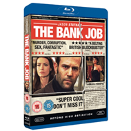 Produktbilde for The Bank Job (UK-import) (BLU-RAY)