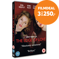 Produktbilde for The Edge Of Love (UK-import) (DVD)