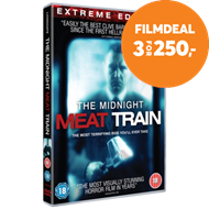 Produktbilde for The Midnight Meat Train (UK-import) (DVD)