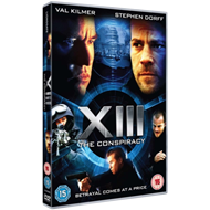 Produktbilde for XIII: The Conspiracy (UK-import) (DVD)