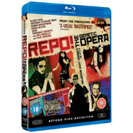 Produktbilde for Repo! A Genetic Opera (UK-import) (BLU-RAY)