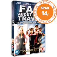 Produktbilde for Frequently Asked Questions About Time Travel (UK-import) (DVD)
