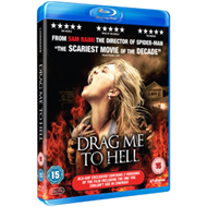 Produktbilde for Drag Me To Hell (UK-import) (BLU-RAY)