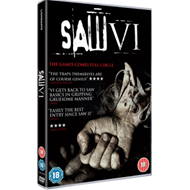 Produktbilde for Saw 6 - Extreme Edition (UK-import) (DVD)