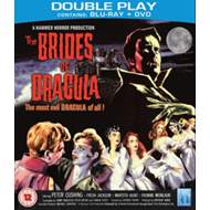Produktbilde for The Brides Of Dracula (UK-import) (Blu-ray + DVD)