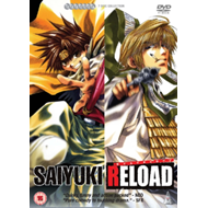 Produktbilde for Saiyuki Reload (UK-import) (DVD)