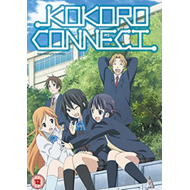 Produktbilde for Kokoro Connect - The Complete TV-Series (UK-import) (DVD)