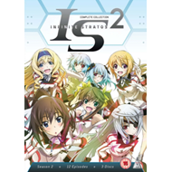 Produktbilde for Infinite Stratos - Series 2 Complete Collection (UK-import) (DVD)