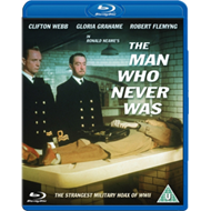 Produktbilde for The Man Who Never Was (UK-import) (BLU-RAY)