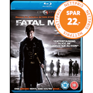 Produktbilde for Fatal Move (UK-import) (BLU-RAY)