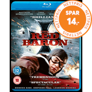 Produktbilde for The Red Baron (UK-import) (BLU-RAY)