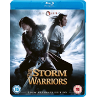 Produktbilde for The Storm Warriors (UK-import) (BLU-RAY)