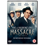 Produktbilde for The St. Valentine's Day Massacre (UK-import) (DVD)