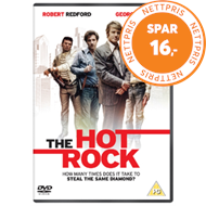 Produktbilde for The Hot Rock (UK-import) (DVD)