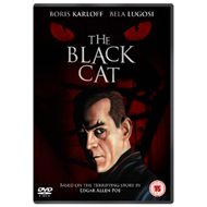 Produktbilde for The Black Cat (UK-import) (DVD)