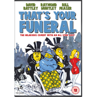 Produktbilde for That's Your Funeral (UK-import) (DVD)