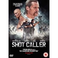 Produktbilde for Shot Caller (UK-import) (DVD)