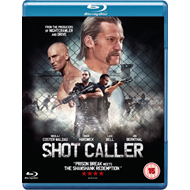 Produktbilde for Shot Caller (UK-import) (BLU-RAY)