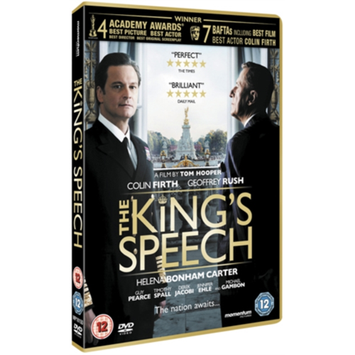 The King's Speech (UK-import) (DVD)