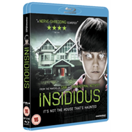 Produktbilde for Insidious (UK-import) (BLU-RAY)