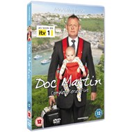 Produktbilde for Doc Martin - Sesong 5 (UK-import) (DVD)