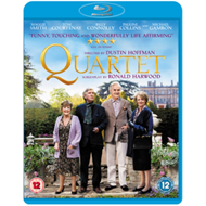 Produktbilde for Quartet (UK-import) (BLU-RAY)