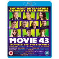 Produktbilde for Movie 43 (UK-import) (BLU-RAY)