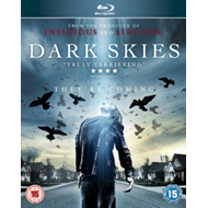 Produktbilde for Dark Skies (UK-import) (BLU-RAY)