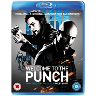 Produktbilde for Welcome To The Punch (UK-import) (BLU-RAY)