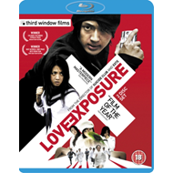 Produktbilde for Love Exposure (UK-import) (BLU-RAY)
