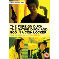 Produktbilde for The Foreign Duck, The Native Duck And God In A Coin Locker (UK-import) (DVD)