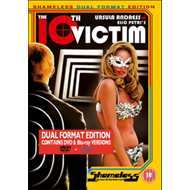 Produktbilde for The 10th Victim (UK-import) (Blu-ray + DVD)