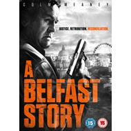 Produktbilde for A Belfast Story (UK-import) (DVD)