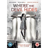 Produktbilde for Where The Devil Hides (UK-import) (DVD)