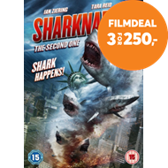 Produktbilde for Sharknado 2: The Second One (UK-import) (DVD)