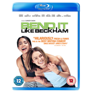 Produktbilde for Bend It Like Beckham (UK-import) (BLU-RAY)