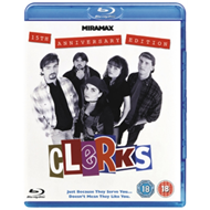 Produktbilde for Clerks (UK-import) (BLU-RAY)