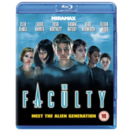 Produktbilde for The Faculty (UK-import) (BLU-RAY)