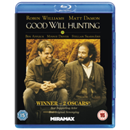 Produktbilde for Good Will Hunting (UK-import) (BLU-RAY)