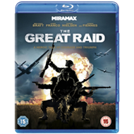 Produktbilde for The Great Raid (UK-import) (BLU-RAY)