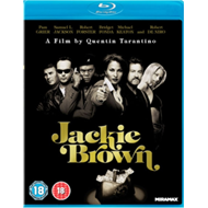 Produktbilde for Jackie Brown (UK-import) (BLU-RAY)