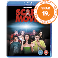 Produktbilde for Scary Movie (UK-import) (BLU-RAY)